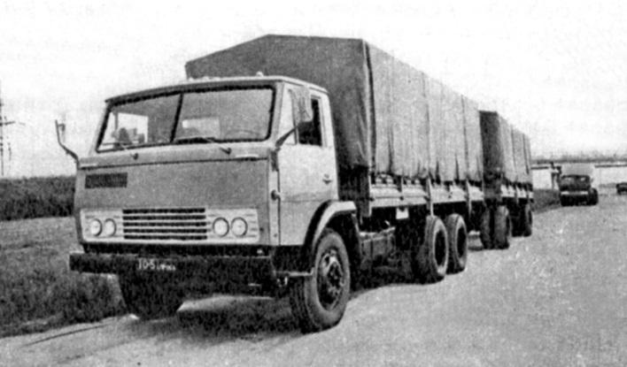 было с грузовиком ГАЗ-51,